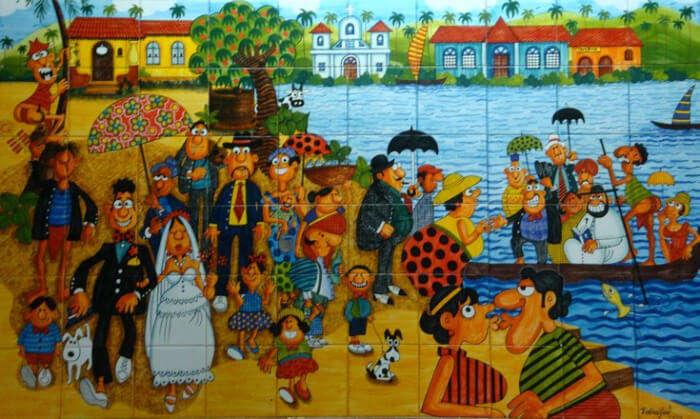 Velha Goa Galeria View
