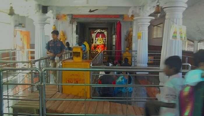 Wargal Saraswati Temple Near Hyderabad