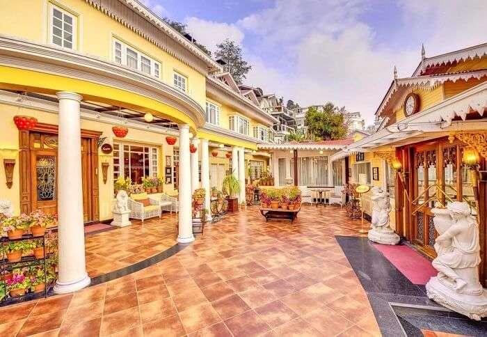 villas in darjeeling