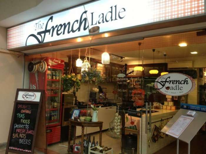 french restaurant near pandan