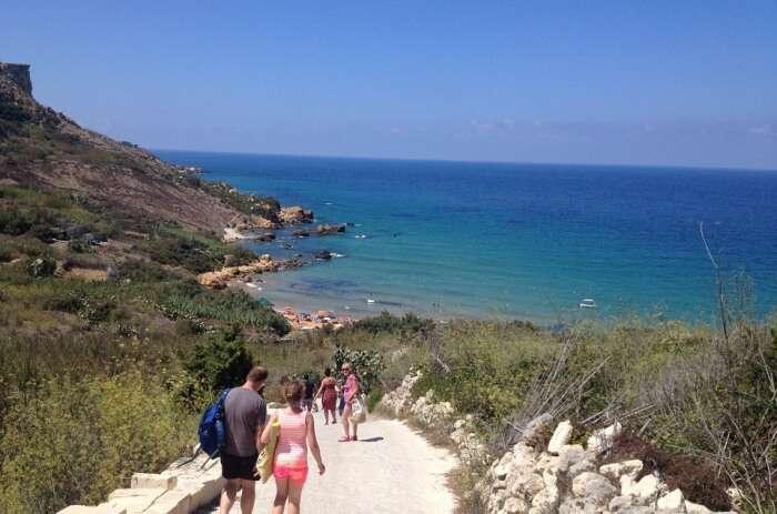Walk The Trails In Gozo