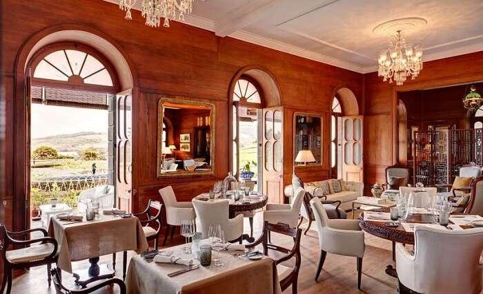 gorgeous heritage restaurant