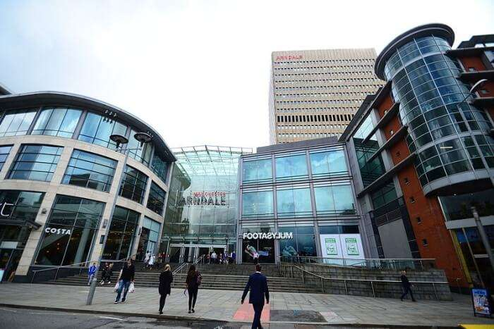 manchester arndale
