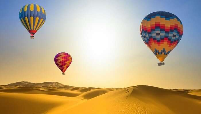 marrakech hot air ballooning