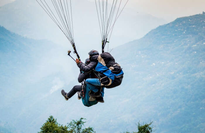 paragliding View