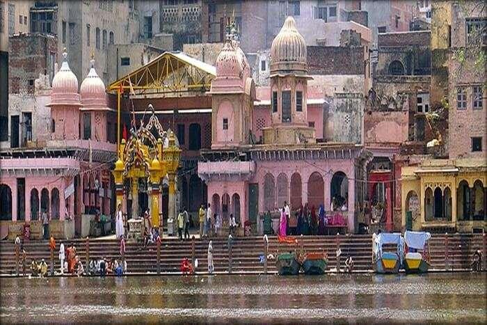 Mathura And Vrindavan