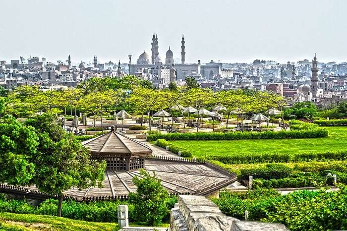 A Walk Through Al Azhar Park