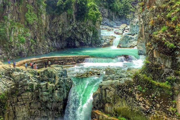 Niagara Falls of Kashmir