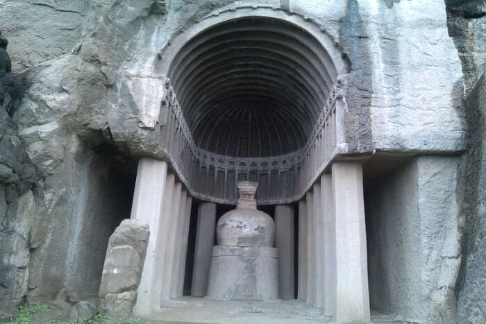 The famous caves of Aurangabad