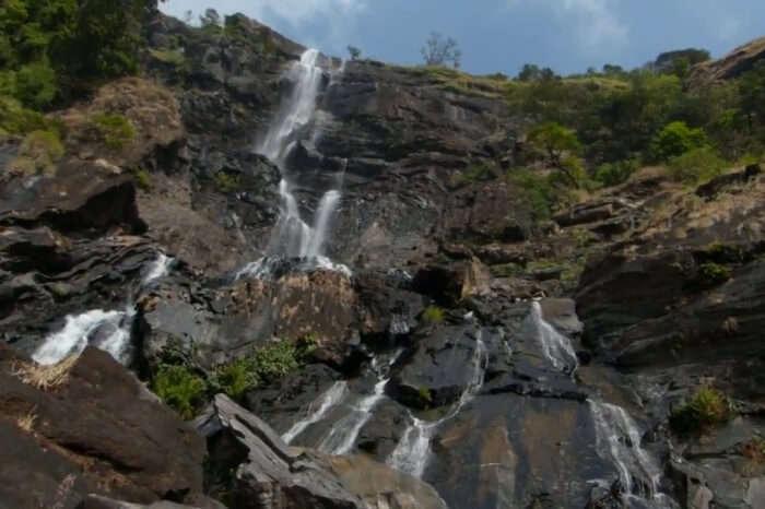 Bandaje Arbi Falls
