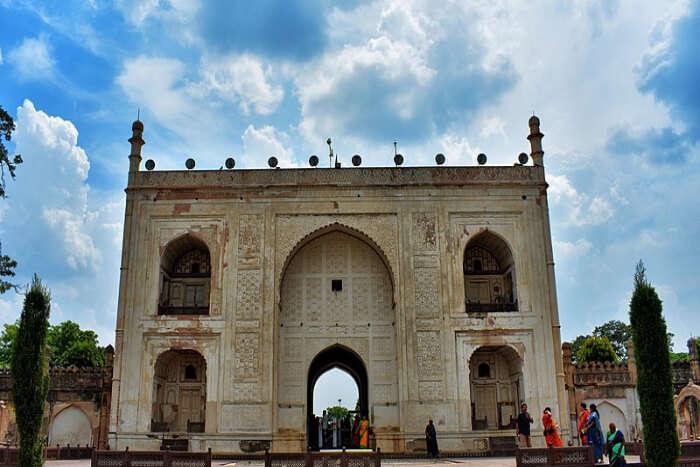Architecture of Bibi Ka Maqbara