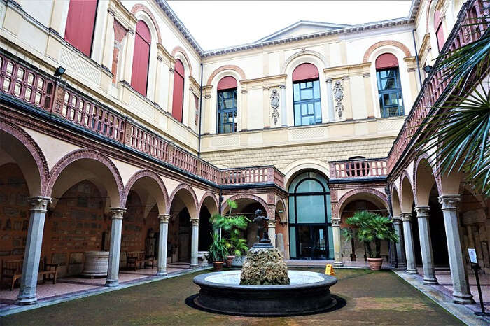 Bologna Archaeological Museum