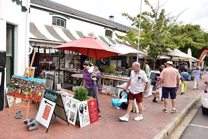 Cape Town Summer Markets