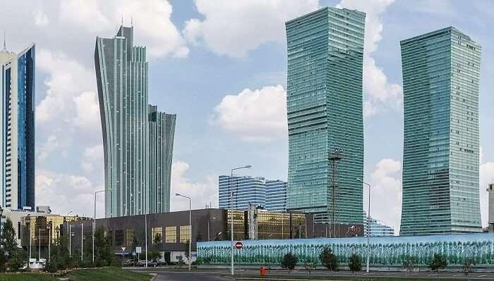 Capital City (Nur Sultan) Day In Kazakhstan