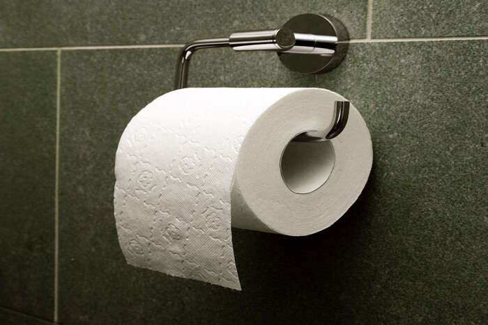 Carry Your Own Toilet Paper