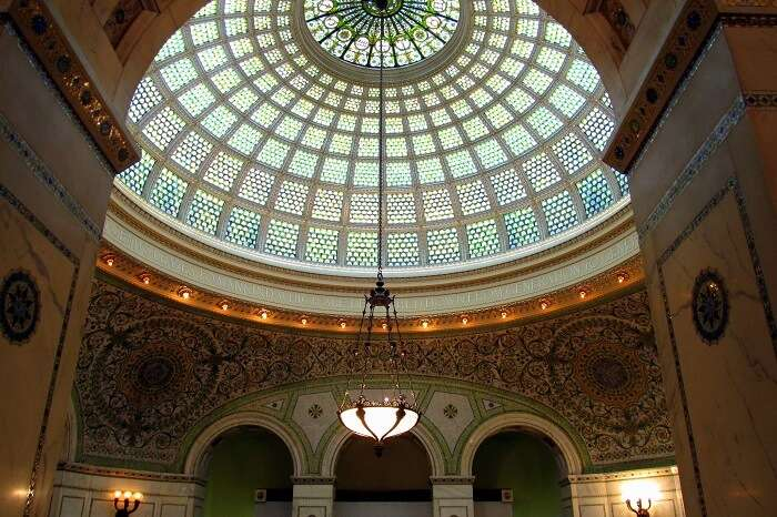 Chicago Cultural Center in Chicago