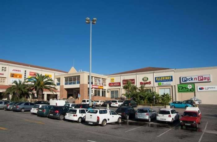 Cleary Park Shopping Centre In Port Elizabeth