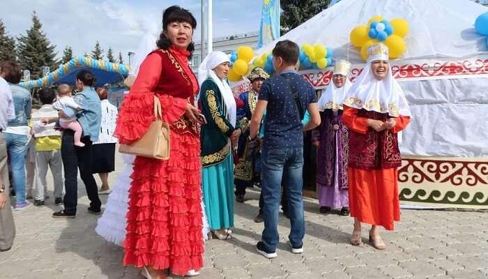 Kazakhstan Constitution Day