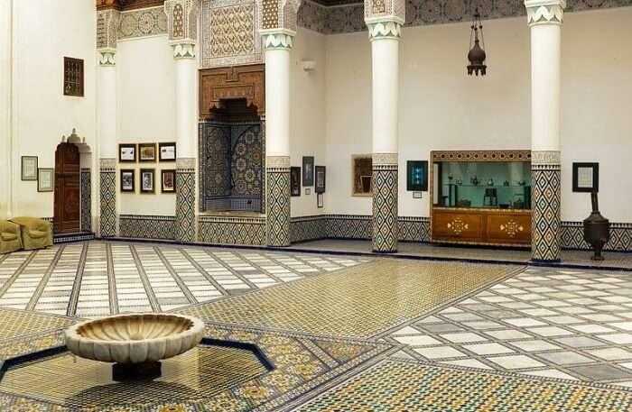 Dar Si Said Museum View