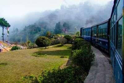 Darjeeling In August cover