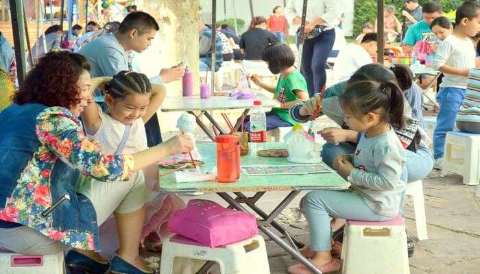 Enjoy With Family And Kids At Kidsstop