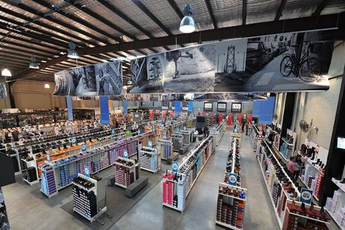 FSW Shoe Warehouse