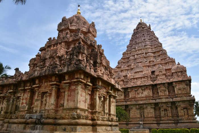 Gangaikonda Cholapuram1