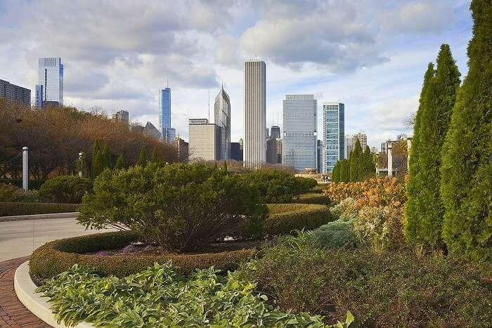 Grant Park in Chicago