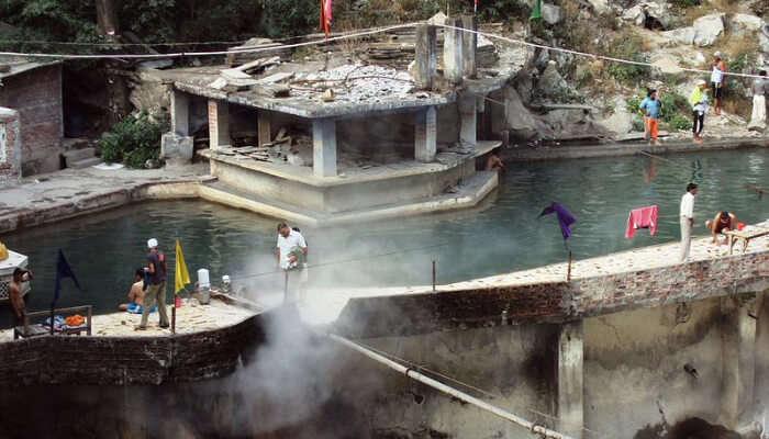 Manikaran Hot Springs