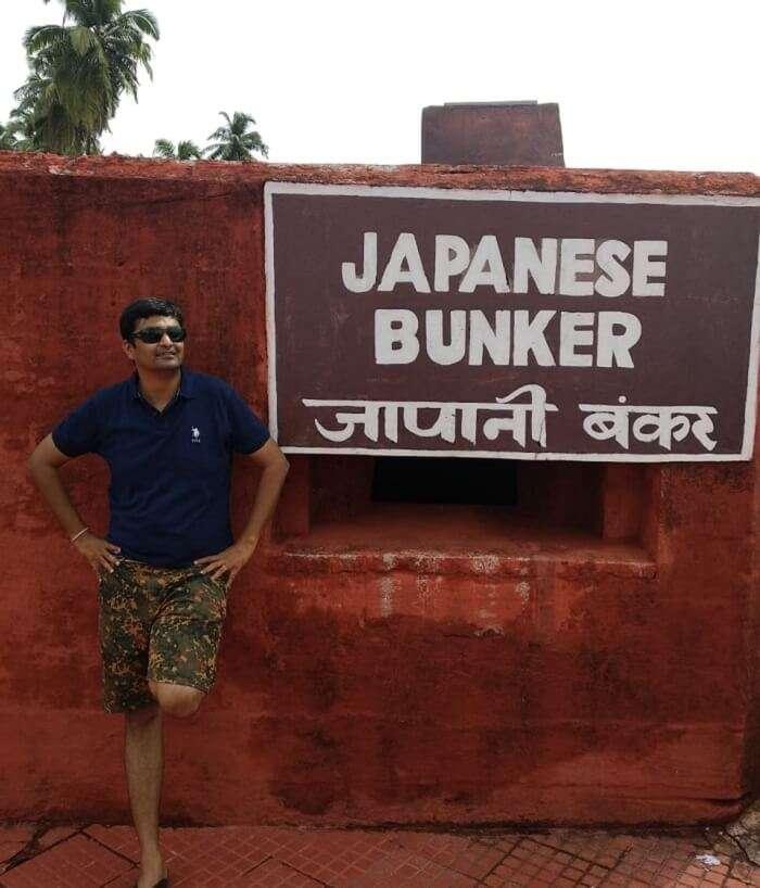 japannese bunker