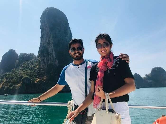at phi phi island