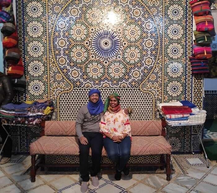 ancient architectures of Rabat