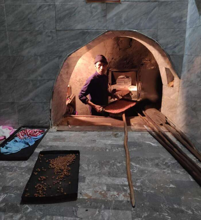 cooking authentic Moroccan meal
