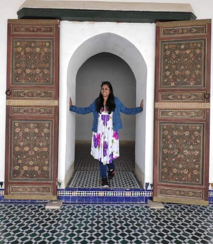 enthralling trip to Morocco