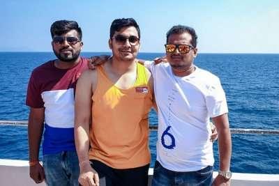 Cover - Preetam's friends trip to Thailand