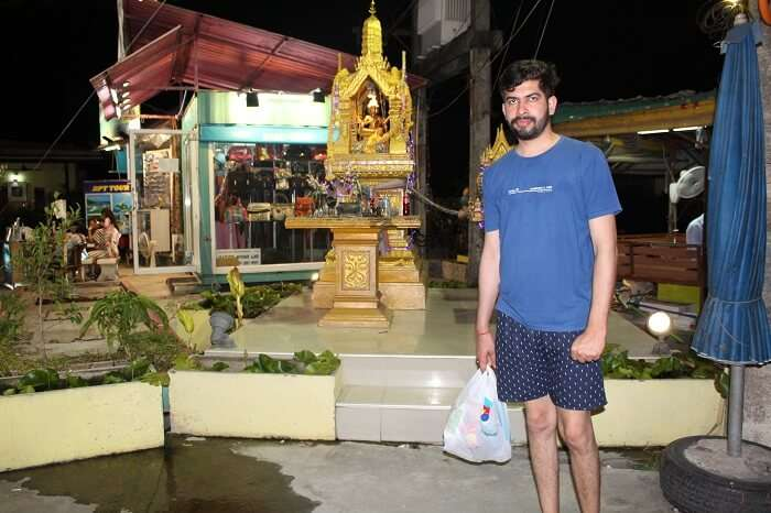 exploring the thailand places