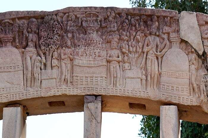 Interesting Facts About Sanchi Stupa