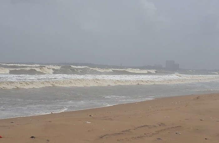 Juhu Beach View