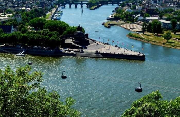 Koblenz in  Germany