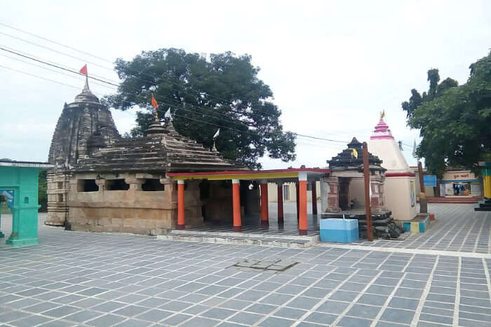 Kyunkaleshwar Mahadev Temple