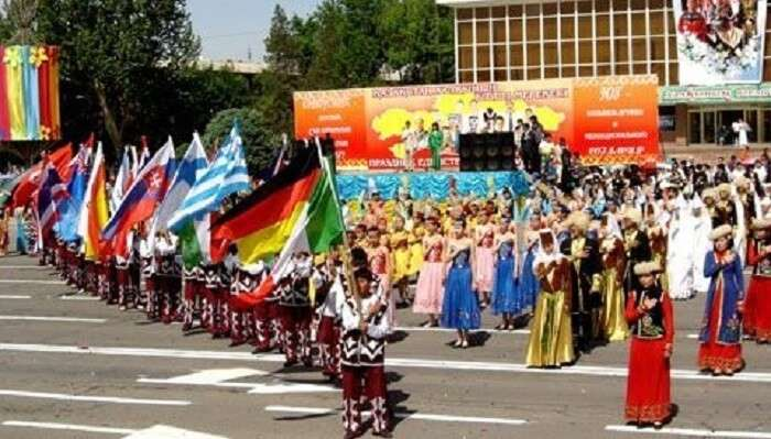 Labour Day In Kazakhstan