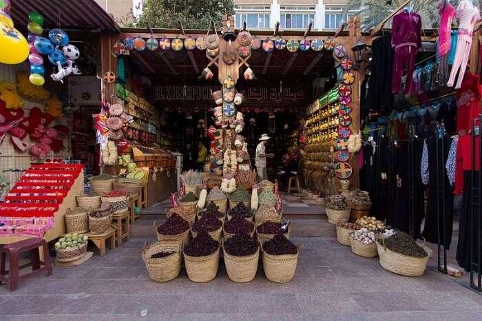 Markets in egypt