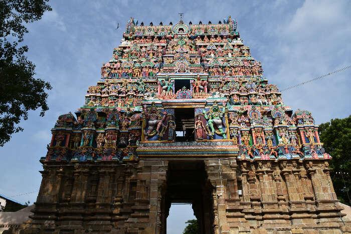 Nageswaraswamy Temple 1