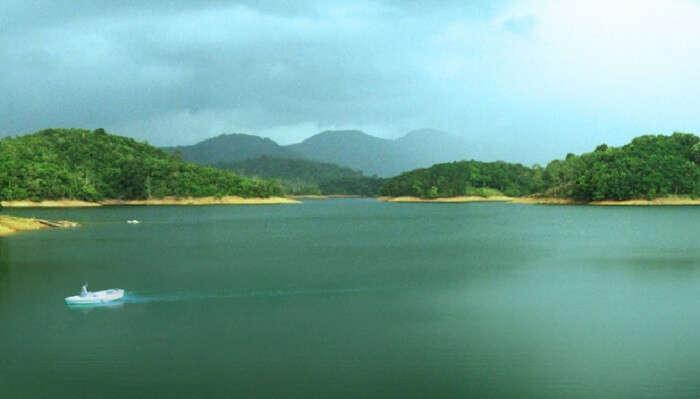 Neyyar River