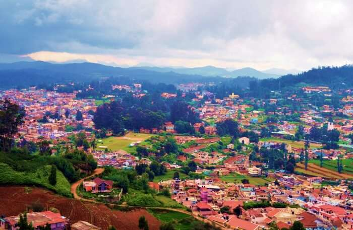 Ooty In Monsoon