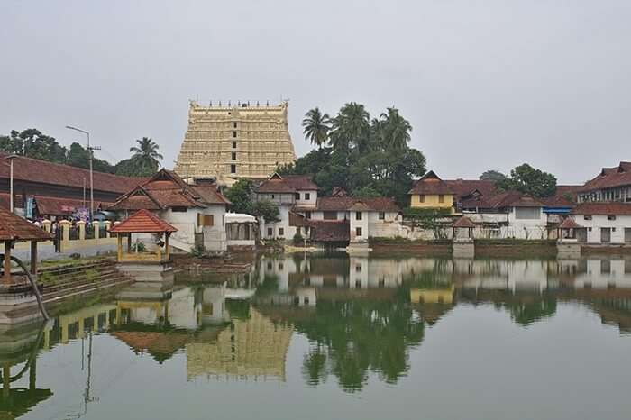Padmanabhaswamy Temple Information