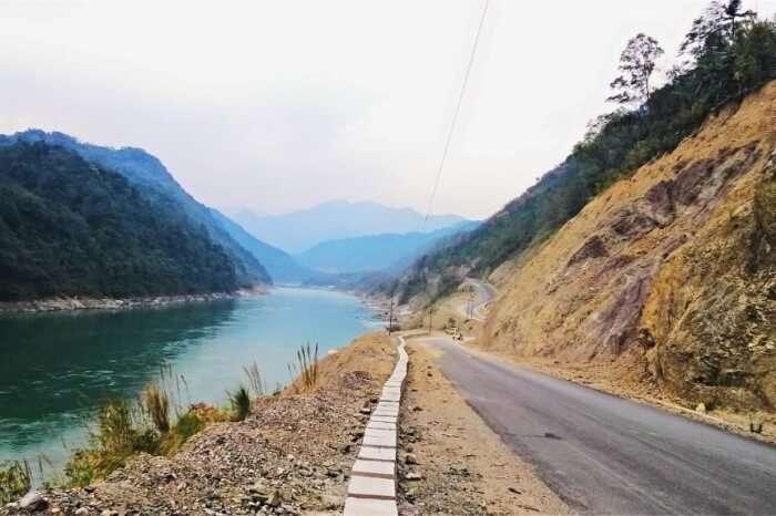 Gateway of Arunachal Pradesh