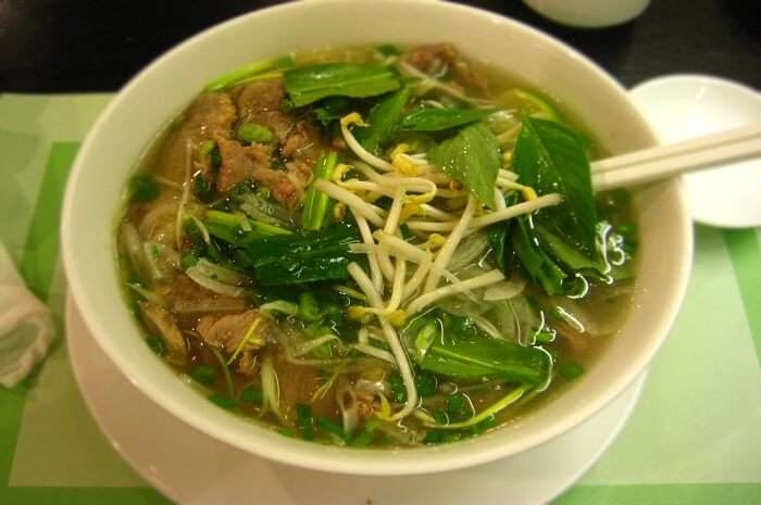 Pho Bo or Beef Pho, and Pho Ga or Chicken Pho