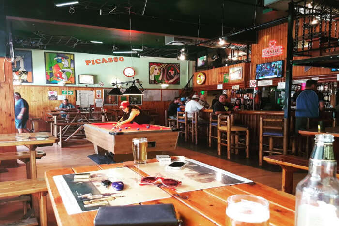 Picasso's Pub And Pizzeria