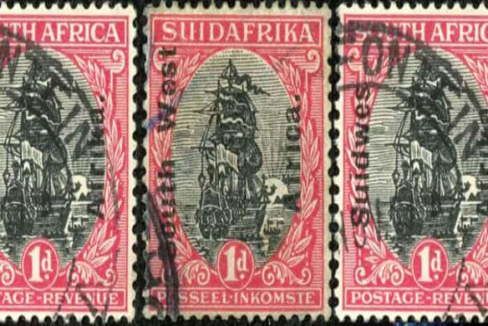 African stamps